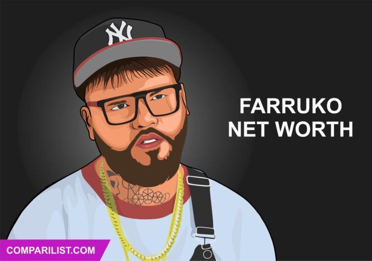 farruko net worth