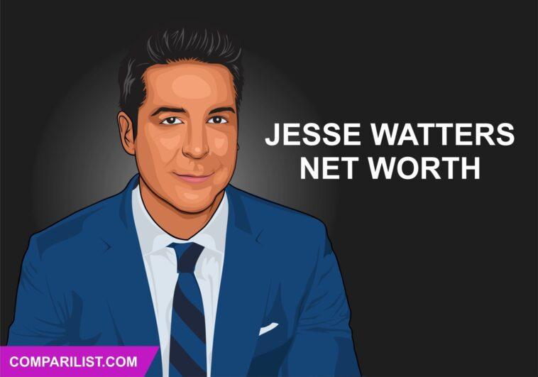 jesse watters net worth
