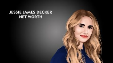 jessie james decker net worth