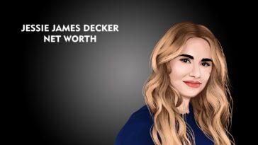jessie james decker net worth