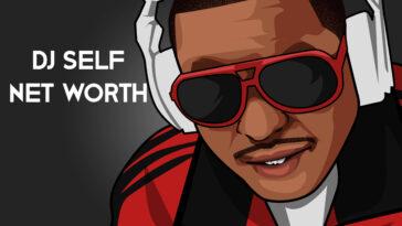 DJ Self net worth