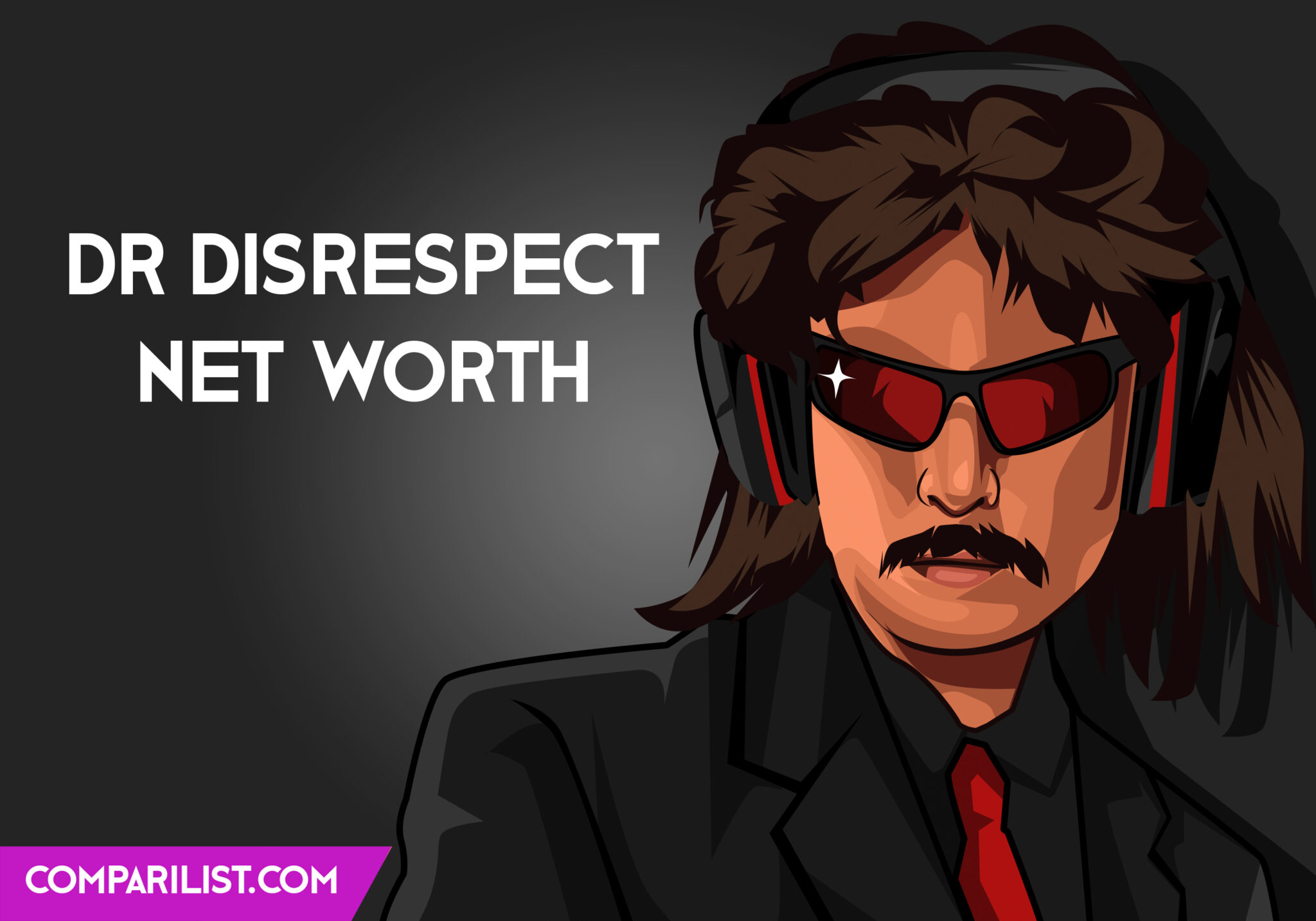 Dr Disrespect Net Worth 2019 Sources Of Income Salary And More
