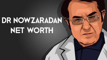 Dr. Nowazan net worth