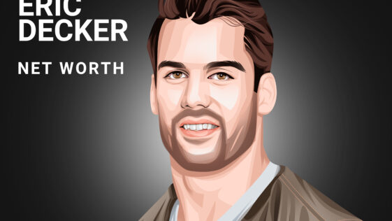Erick Decker Net Worth