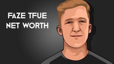 Faze Tfue Net Worth 2019