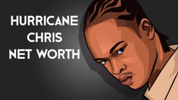 Hurricane Chris net worth