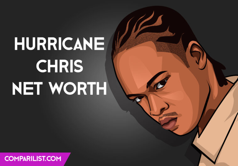 Hurricane Chris net worth