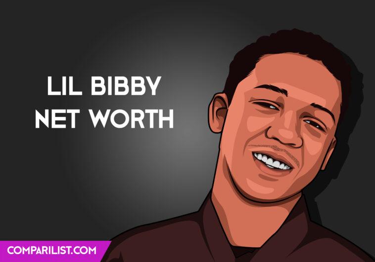 Lil Bibby Net Worth 2019
