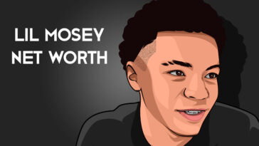 Lil Mosey Net Worth 2019