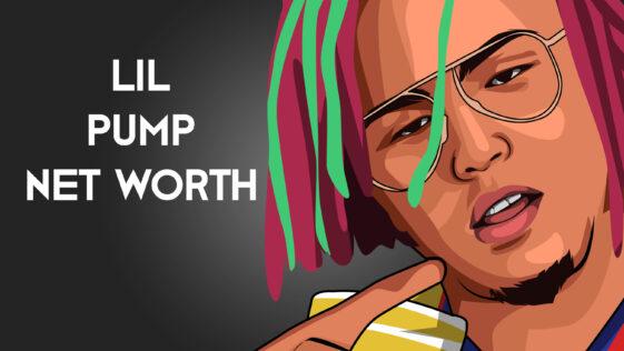 Lil Pump Net Worth