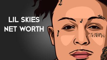 Lil Skies Net Worth 2019
