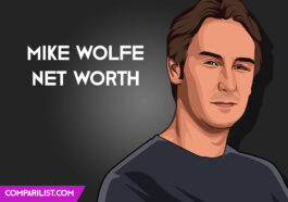 Mike Wolfe net worth