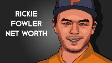Rickie Fowler Net Worth