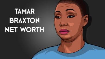 Tamar Braxton Net Worth