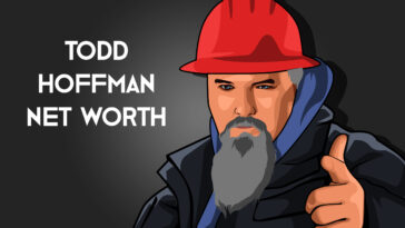 Todd Hoffman net worth