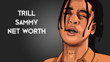 Trill sammy net worth
