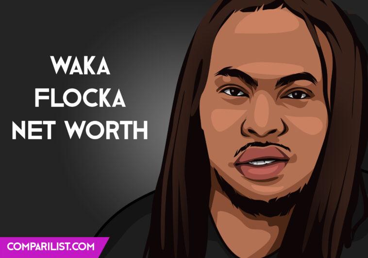 Waka Flocka Net Worth 2019