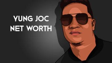 Yung Joc Net Worth