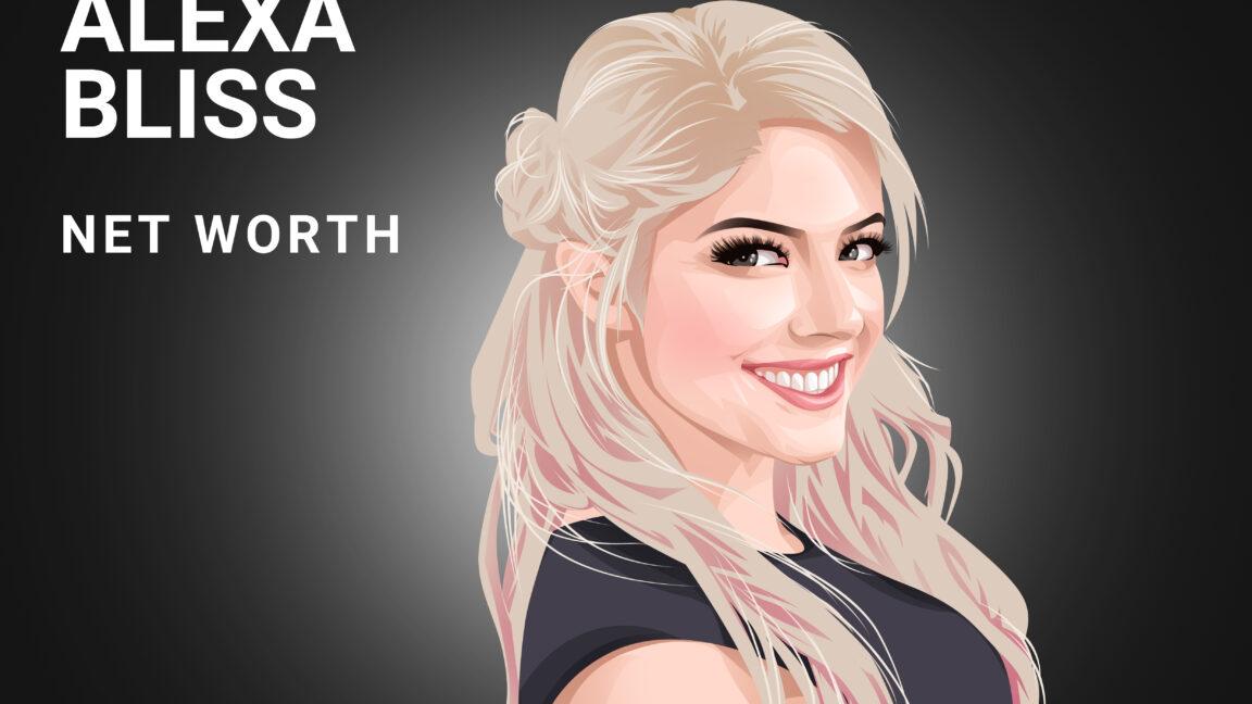 Alexa Bliss Net Worth