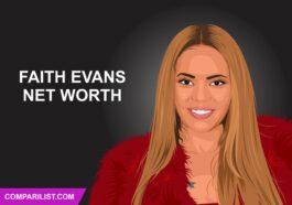 faith evans net worth