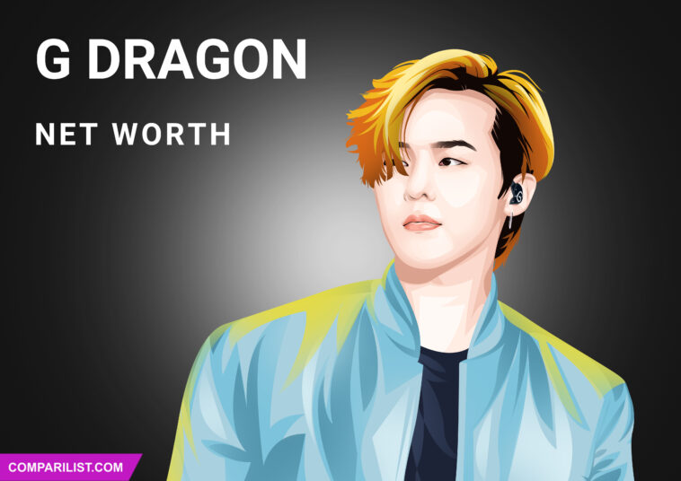 G Dragon Net Worth
