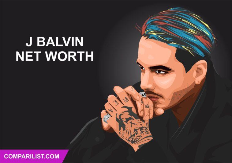 j balvin net worth