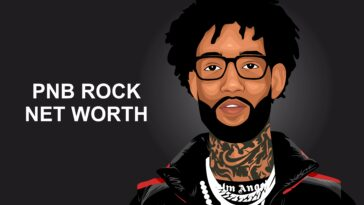 PnB Rock Net Worth