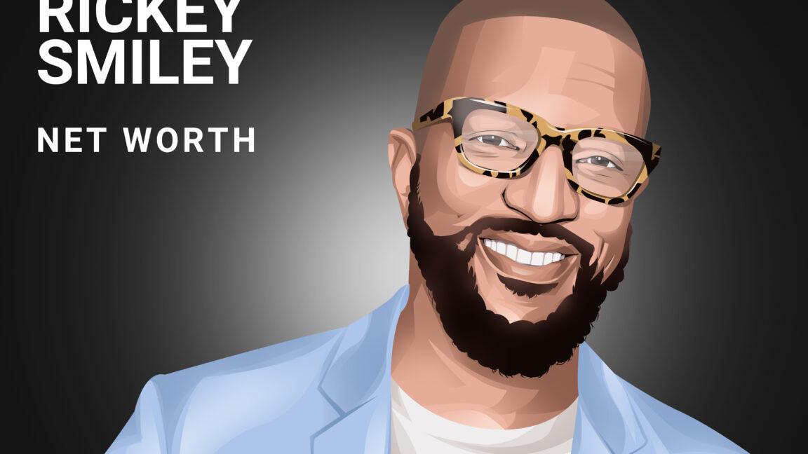 Rickey Smiley Net Worth