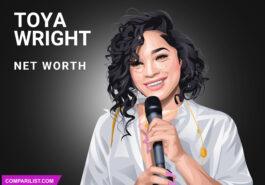 Toya Wright Net Worth