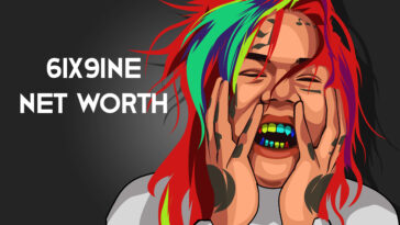 6ix9ine Net Worth