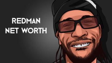 Redman Net Worth