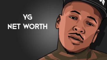 YG Net Worth