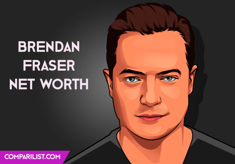 Brendan Fraser Net Worth 2019 | Sources of Income, Salary