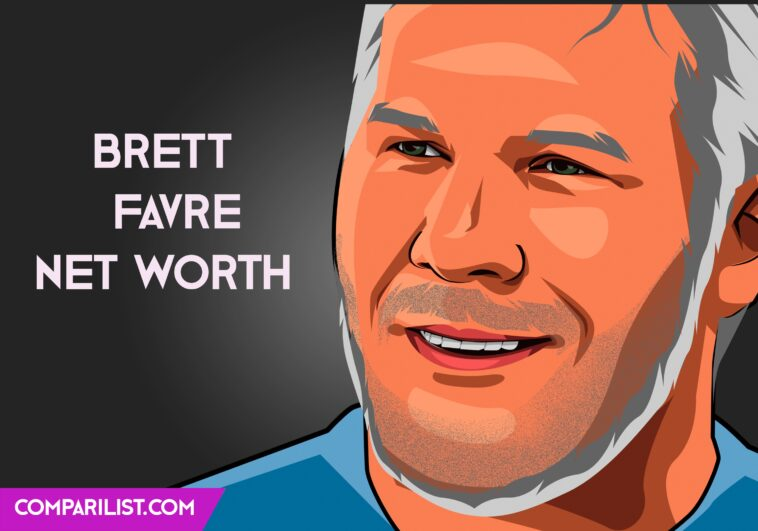 Brett Favre net worth