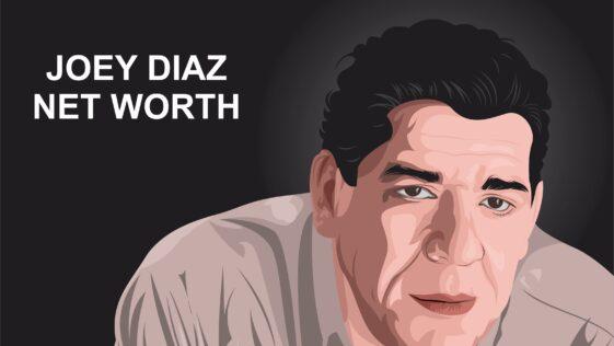 Joey Diaz Net Worth