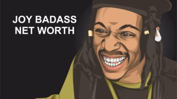 Joy Badass Net Worth