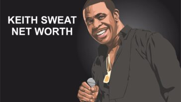 Keith Sweat Net Worth Salary Source of income 2019