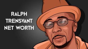 Ralph Trensvant Net Worth