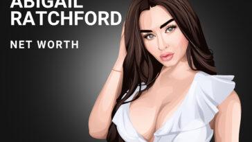 Abigail Ratchford net worth