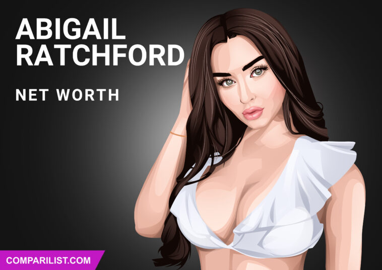 Abigail Ratchford net worth