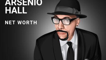 Arsenio Hall Net Worth