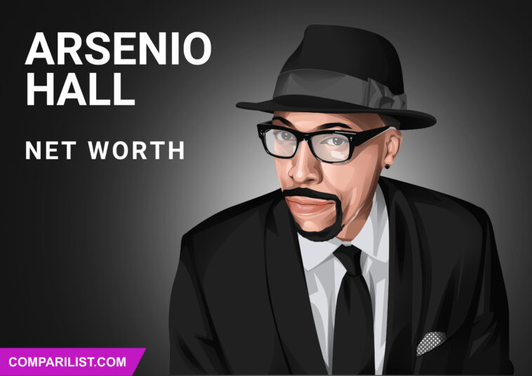 Arsenio Hall Net Worth