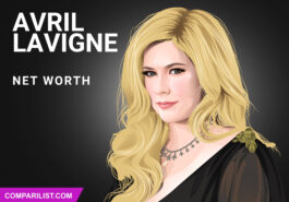 Avril Lavigne Net Worth