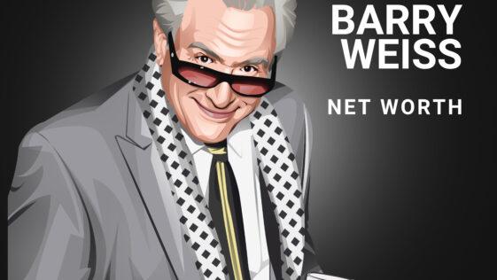 Barry Weiss Net Worth