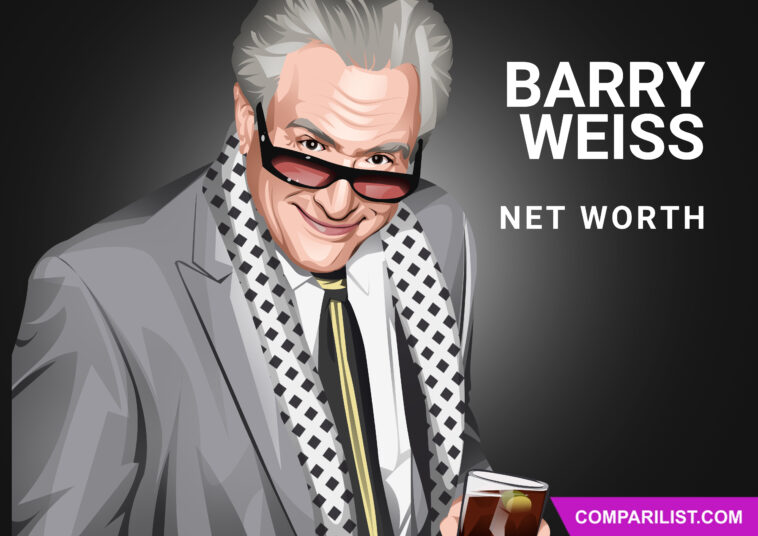 Barry Weiss Net Worth