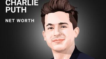 Charlie Puth Net Worth