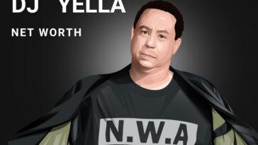 DJ Yella Net Worth