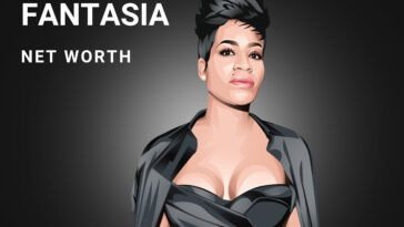 Fantasia Net Worth