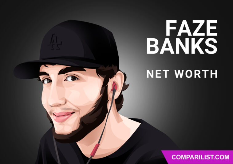 Faze Banks Net Worth 20199 9Salary Source of Income