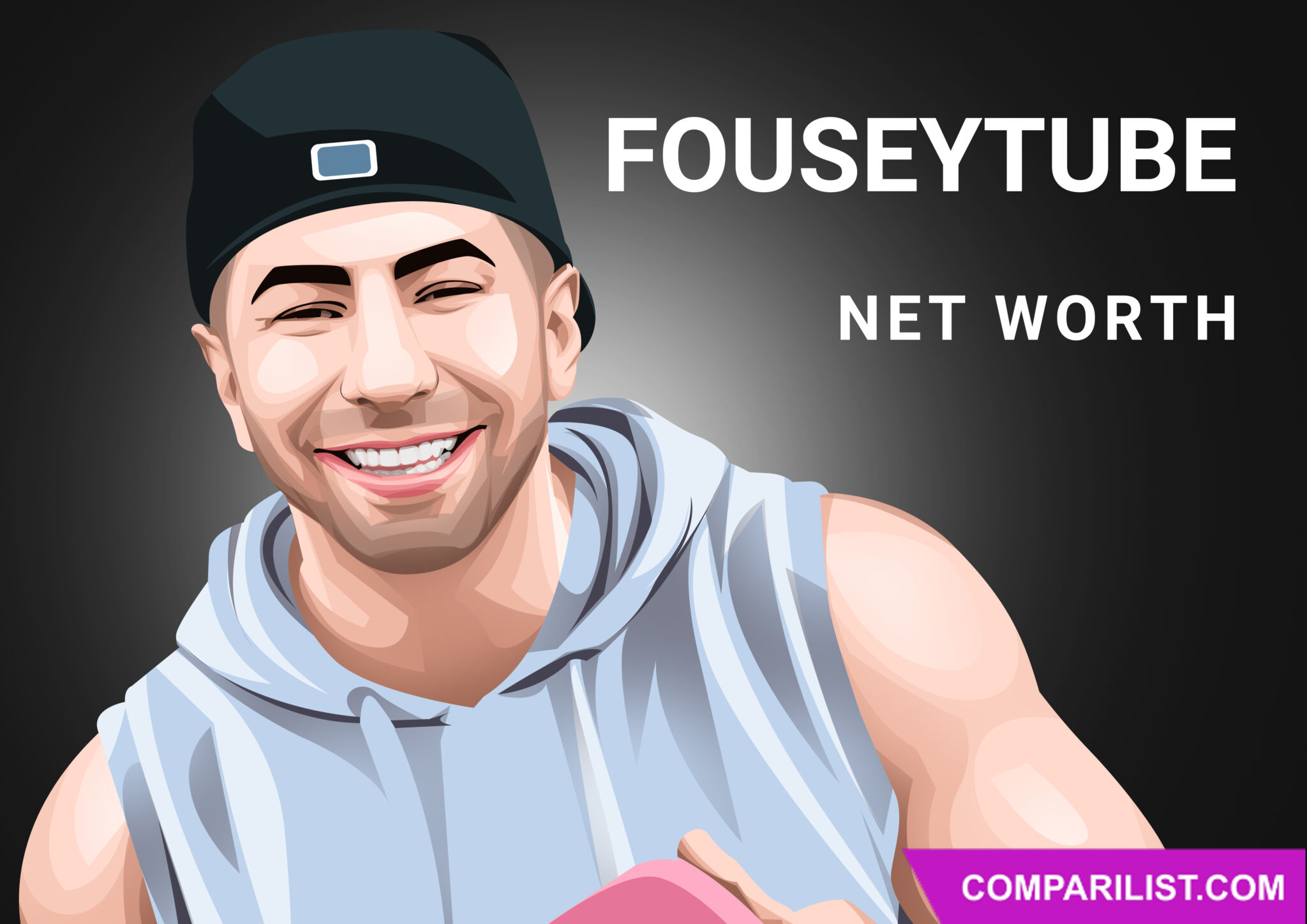 fouseyTUBE Net Worth 2019 | Sources of Income, Salary and More